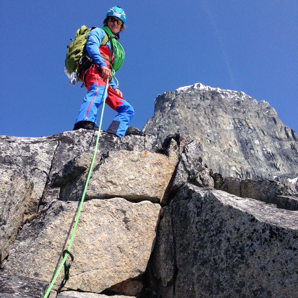 Geführte Touren mit Bergführer Simon Gietl