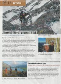 Bergsteiger - Winterbegehungen