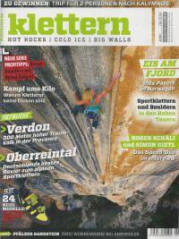 Klettern - Gietl / Schäli Bericht