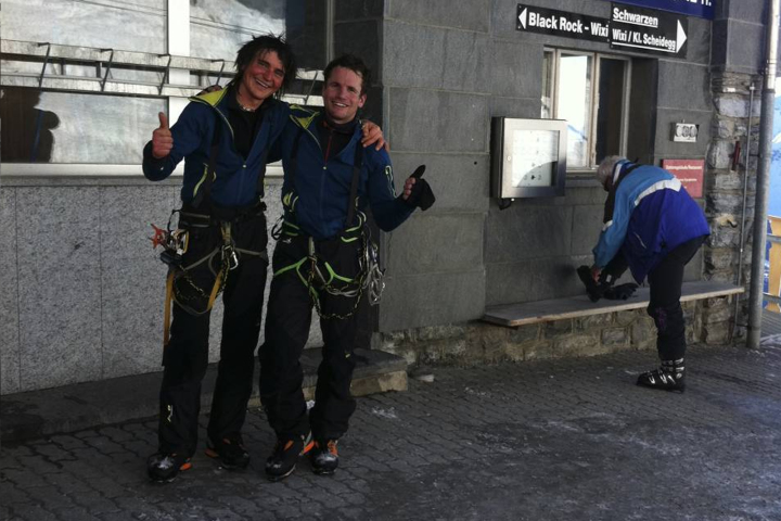 Eiger Team Speed Rekord