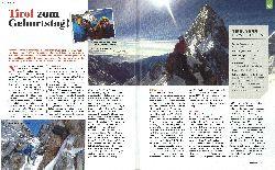 BergeErleben - Tirol zum Geburtstag
