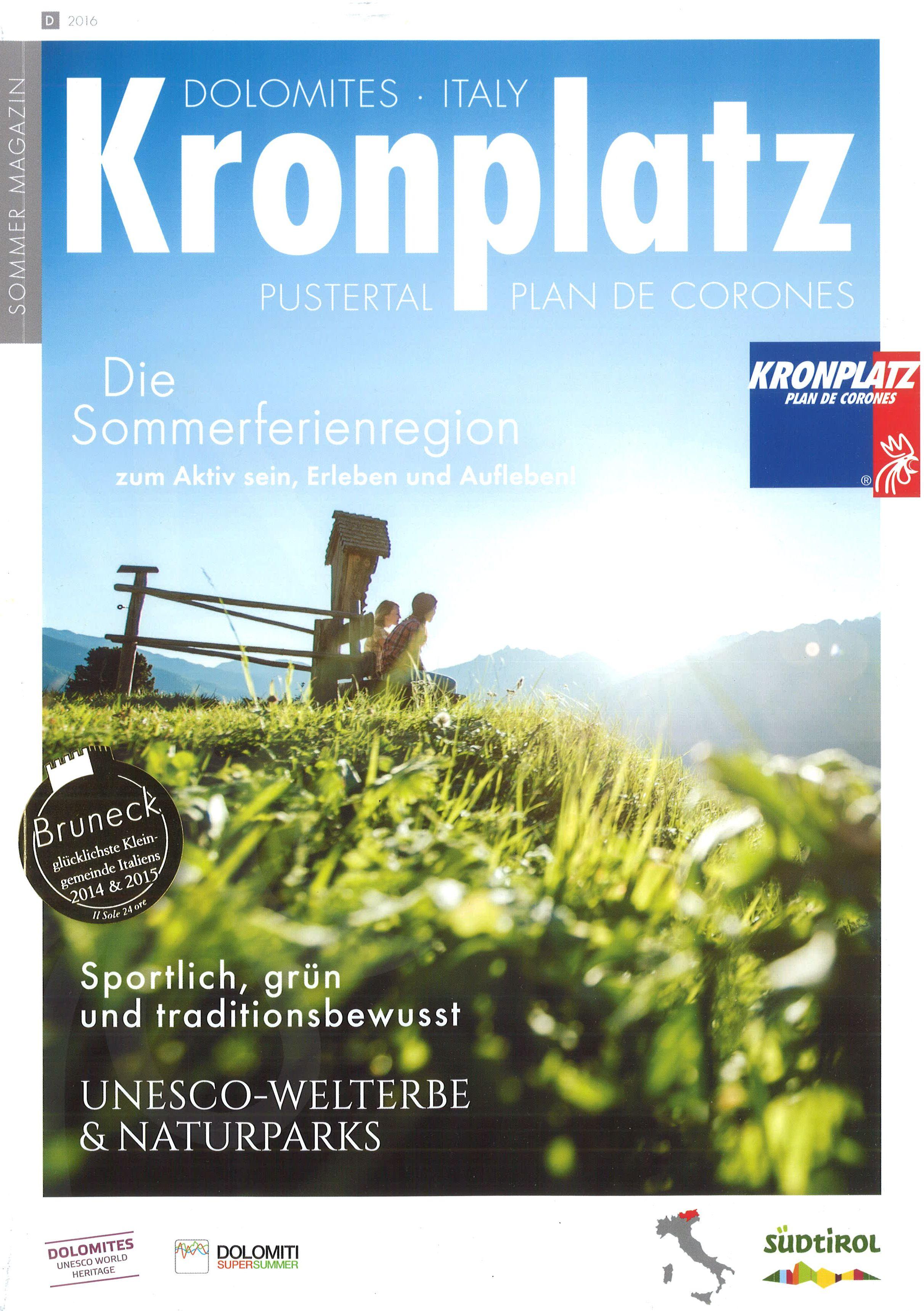 Kronplatz Magazin